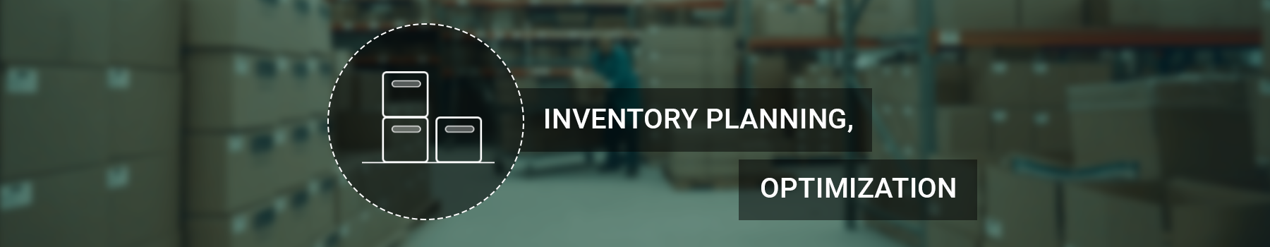 supply chain management services india inventory planning