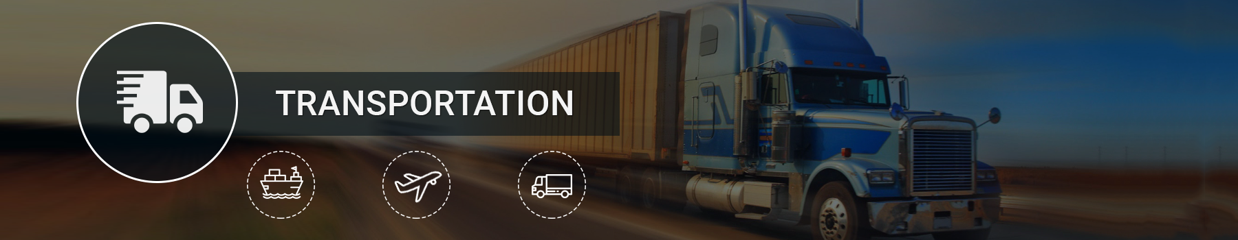 supply chain management services transportation