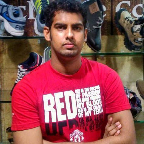 Nithish Reddy Jalumuri