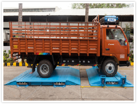 Mobile weighbridge manufacturer