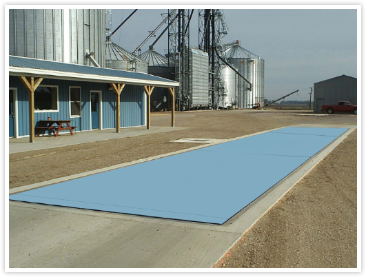 Pit Type Weighbridge manufacturer
