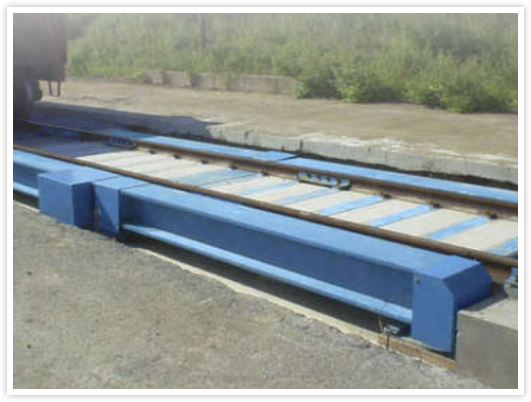 rail weighbridges manufacturer