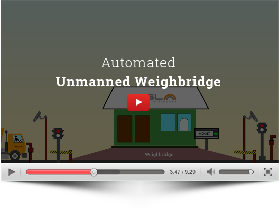 weighbridge manufacturing